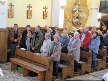 Odpust parafialny ku czci św. Pawła od Krzyża 1