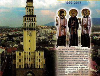 25 lat Diecezji Bielsko-Żywieckiej 1