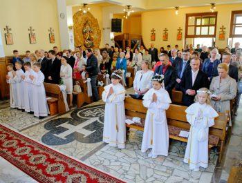 I Komunia Święta w parafii 7