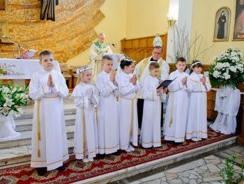 I Komunia Święta w parafii 9