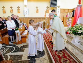 I Komunia Święta w parafii 10