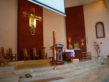 Bierzmowanie młodzieży z naszej parafii 1