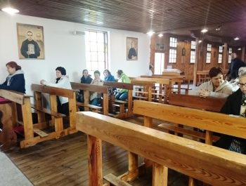Parafialna pielgrzymka do Niepokalanowa 23