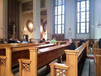 Parafialna pielgrzymka do Niepokalanowa 29