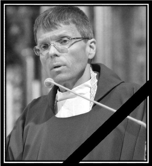 AKTUALNOŚCI Zmarł o. Piotr Soból CP