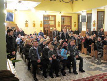 Wizyta Prezydenta RP wraz z małżonką w naszym kościele 2