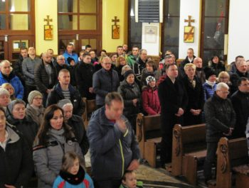 Wizyta Prezydenta RP wraz z małżonką w naszym kościele 5