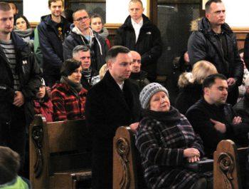 Wizyta Prezydenta RP wraz z małżonką w naszym kościele 6