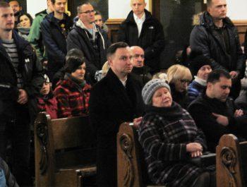Wizyta Prezydenta RP wraz z małżonką w naszym kościele 7