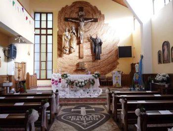 Pierwsza Komunia Święta w parafii 1