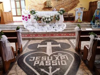 Pierwsza Komunia Święta w parafii 2