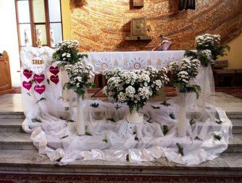 Pierwsza Komunia Święta w parafii 3