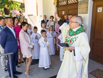 Pierwsza Komunia Święta w parafii 8