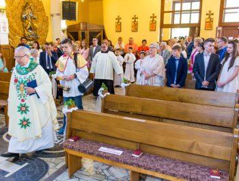 Pierwsza Komunia Święta w parafii 11