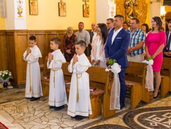 Pierwsza Komunia Święta w parafii 14