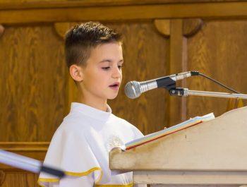 Pierwsza Komunia Święta w parafii 17