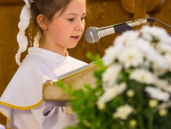Pierwsza Komunia Święta w parafii 18