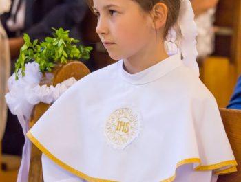 Pierwsza Komunia Święta w parafii 19