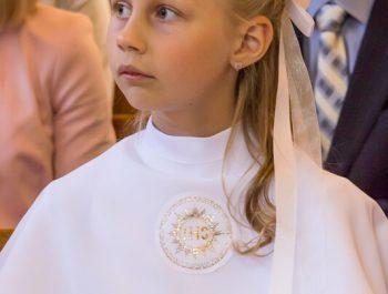 Pierwsza Komunia Święta w parafii 20