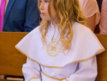 Pierwsza Komunia Święta w parafii 21