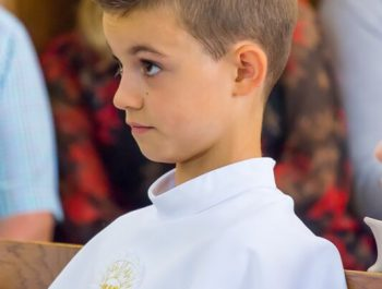 Pierwsza Komunia Święta w parafii 23