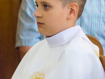 Pierwsza Komunia Święta w parafii 24