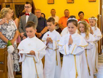 Pierwsza Komunia Święta w parafii 26