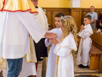 Pierwsza Komunia Święta w parafii 28