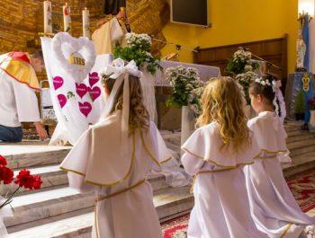 Pierwsza Komunia Święta w parafii 36