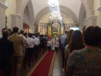 Bierzmowanie młodzieży z naszej parafii 4