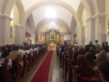 Bierzmowanie młodzieży z naszej parafii 18