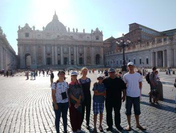 Pielgrzymka do Włoch 15