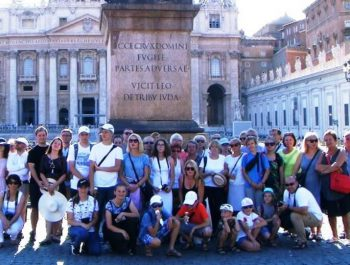 Pielgrzymka do Włoch 16