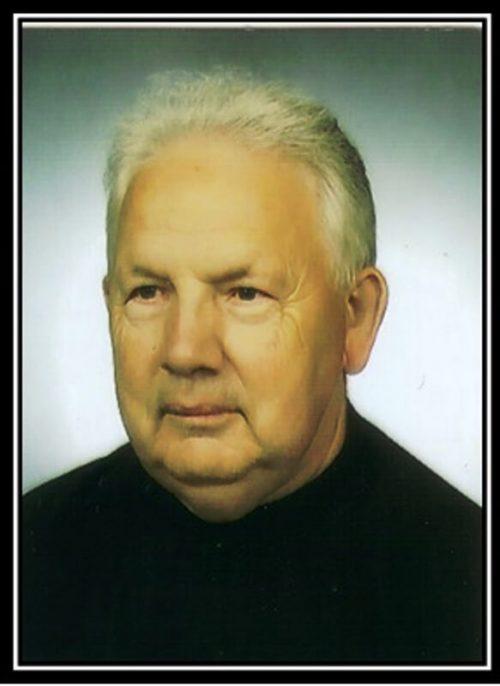 Zmarł o. Romuald Dobrzyński CP