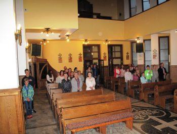 Msza święta na rozpoczęcie nowego roku szkolnego 2018/19 1