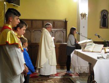 Msza święta na rozpoczęcie nowego roku szkolnego 2018/19 6