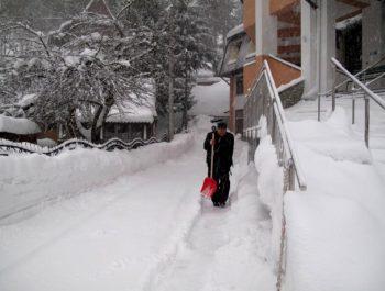 Przyszła śnieżna zima 9