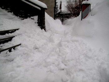Przyszła śnieżna zima 11