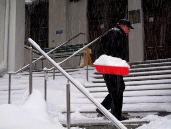 Przyszła śnieżna zima 14