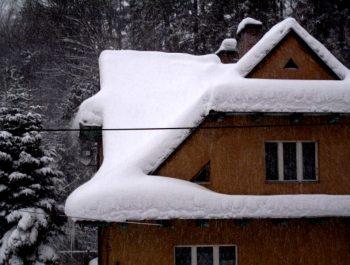 Przyszła śnieżna zima 18