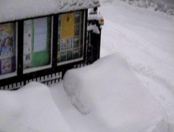 Przyszła śnieżna zima 19