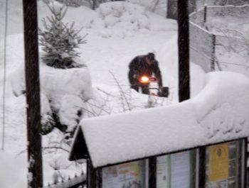 Przyszła śnieżna zima 20