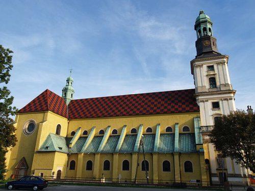 Pielgrzymka parafialna do Trzebnicy