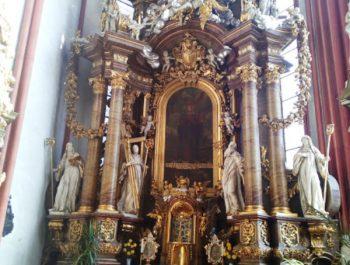 Pielgrzymka parafialna do Trzebnicy 12