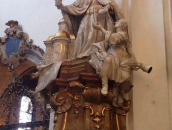 Pielgrzymka parafialna do Trzebnicy 16