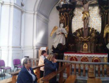 Pielgrzymka parafialna do Trzebnicy 17