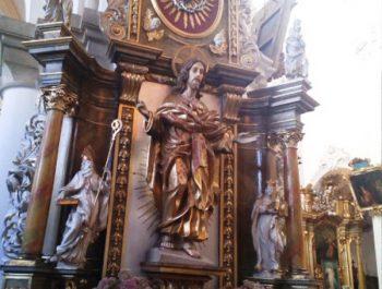 Pielgrzymka parafialna do Trzebnicy 23