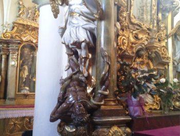 Pielgrzymka parafialna do Trzebnicy 25