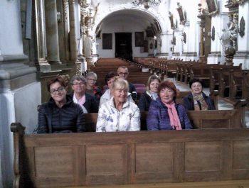 Pielgrzymka parafialna do Trzebnicy 41