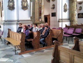 Pielgrzymka parafialna do Trzebnicy 42